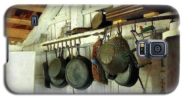 Pots In Kitchen Galaxy S5 Case