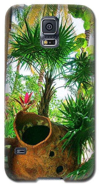 Pottery Ambergris Caye Belize Galaxy S5 Case