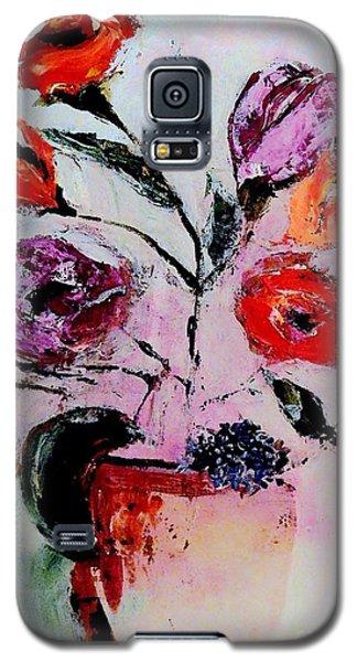 Pottery Plants Galaxy S5 Case