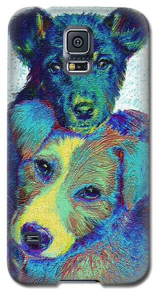 Pound Puppies Galaxy S5 Case by Jane Schnetlage