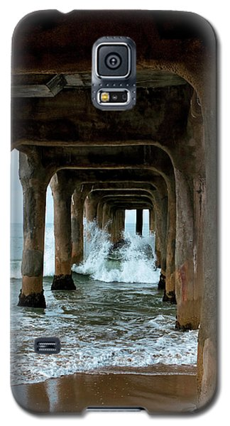 Pounded Pier Galaxy S5 Case