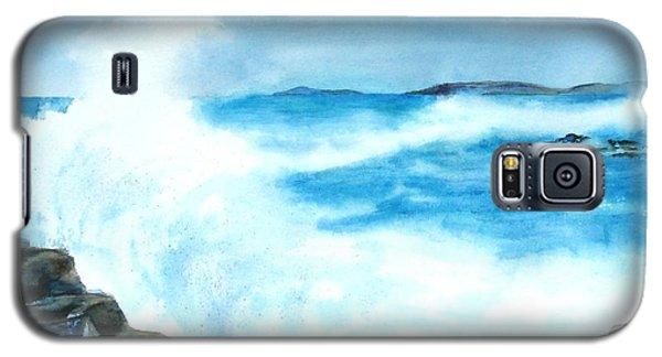 Pounding Surf Galaxy S5 Case