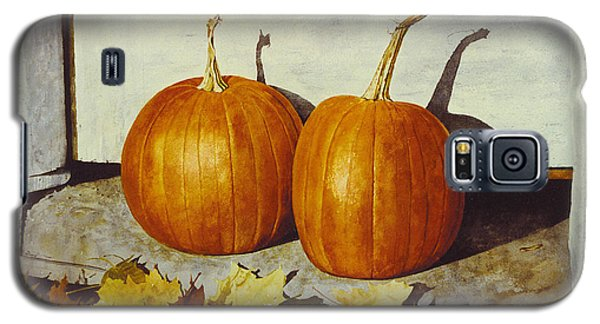 Povec's Pumpkins Galaxy S5 Case