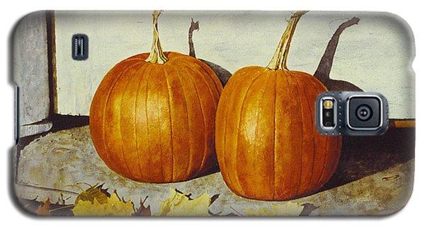 Povec's Pumpkins Galaxy S5 Case