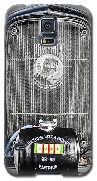Pow-mia Ford Galaxy S5 Case