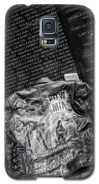 Pow Mia Never Forget Galaxy S5 Case