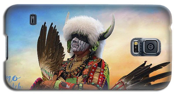 Galaxy S5 Case featuring the photograph Pow Wow 3 by Jim  Hatch