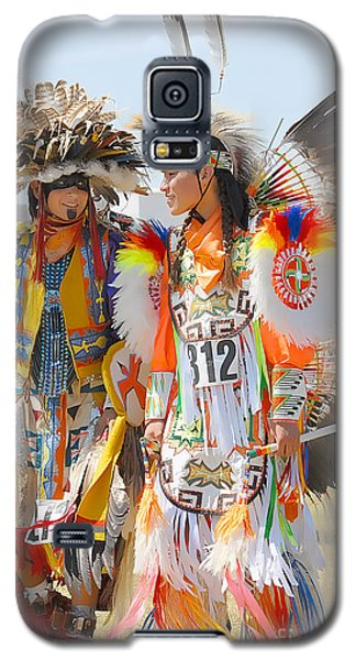 Pow Wow Contestants - Grand Prairie Tx Galaxy S5 Case