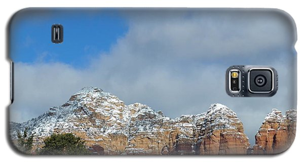 Powdered Sugar Sedona Red Rocks Galaxy S5 Case