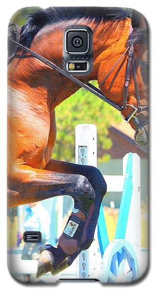 Galaxy S5 Case featuring the photograph Power And Beauty by Barbara Dudley