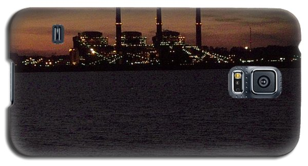 Galaxy S5 Case featuring the photograph Power In The Dark by Betty Northcutt
