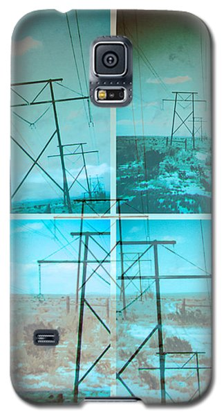 Power Line Patriots Galaxy S5 Case