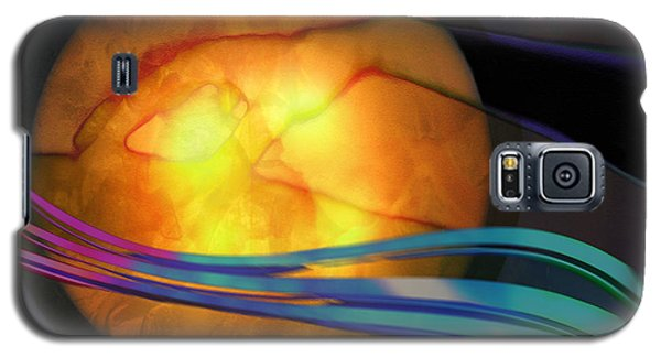 Power Of Touch Galaxy S5 Case by Ed Hall