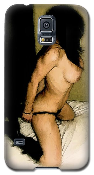 Power Play Galaxy S5 Case by Iconic Images Art Gallery David Pucciarelli