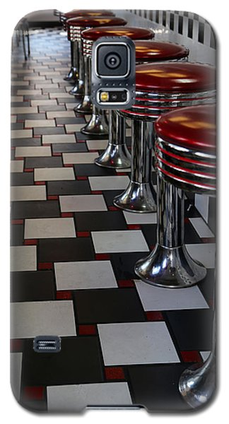 Power's Diner Port Huron Galaxy S5 Case by Mary Bedy