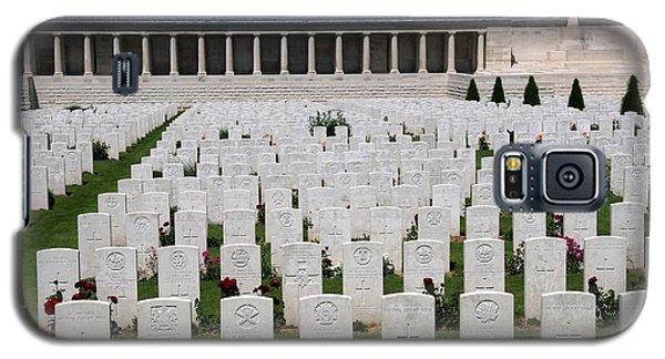 Pozieres British Cemetery Galaxy S5 Case