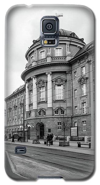 Poznan University Of Medical Sciences Galaxy S5 Case
