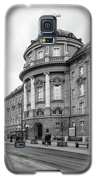 Poznan University Of Medical Sciences Galaxy S5 Case