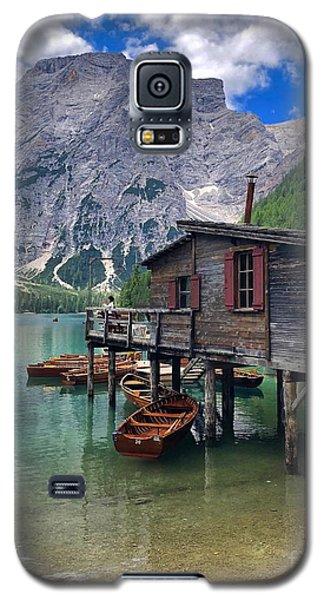 Pragser Wildsee View Galaxy S5 Case