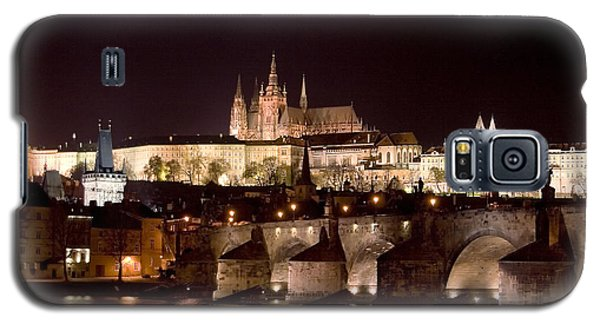 Prague Castle Galaxy S5 Case