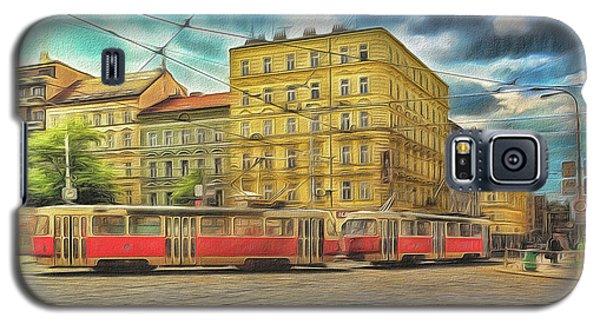 Prague Galaxy S5 Case