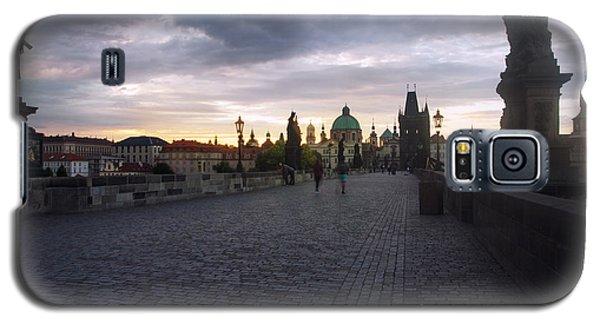 Prague Morning Galaxy S5 Case