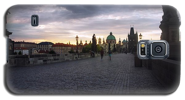Prague Morning Galaxy S5 Case