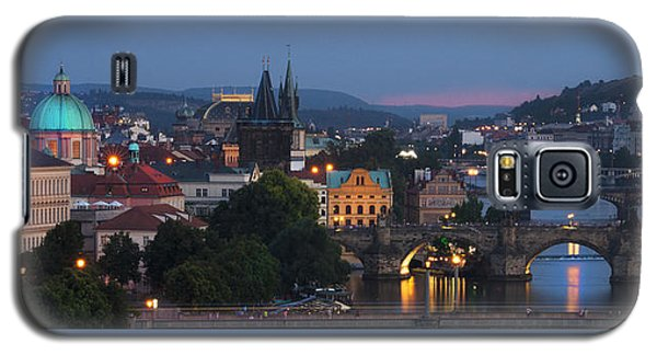 Prague - Most Beautiful City In The World Galaxy S5 Case