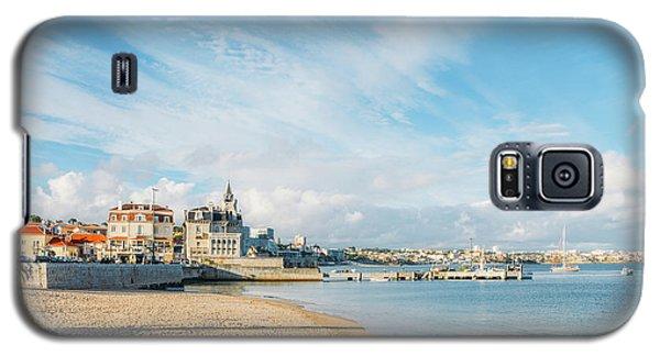 Praia Da Ribeira, Cascais, Portugal Galaxy S5 Case