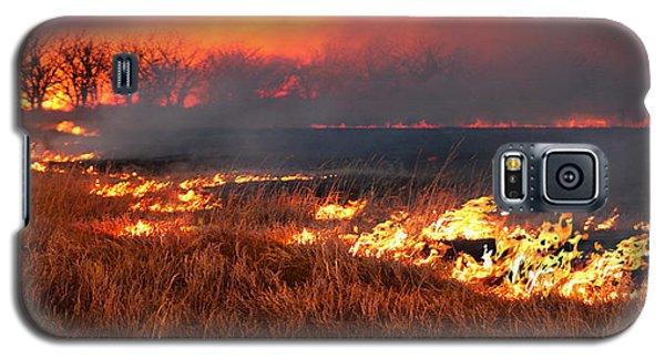 Prairie Burn Galaxy S5 Case