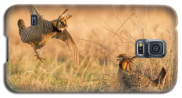 Prairie Chicken Dispute Galaxy S5 Case