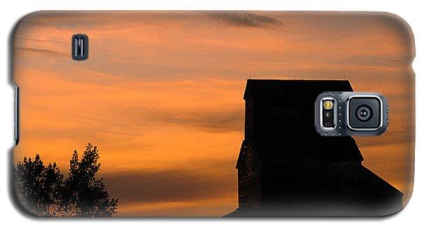 Prairie Dusk Galaxy S5 Case