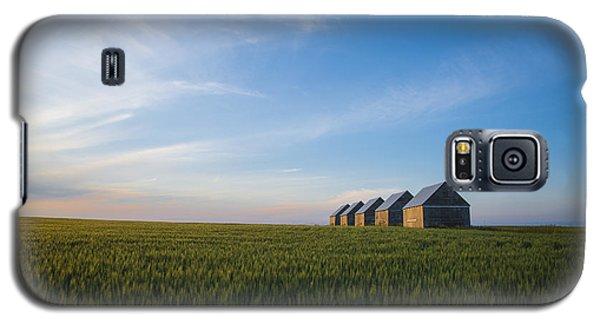 Prairie Evening Galaxy S5 Case
