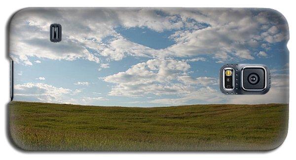 Prairie Field Galaxy S5 Case