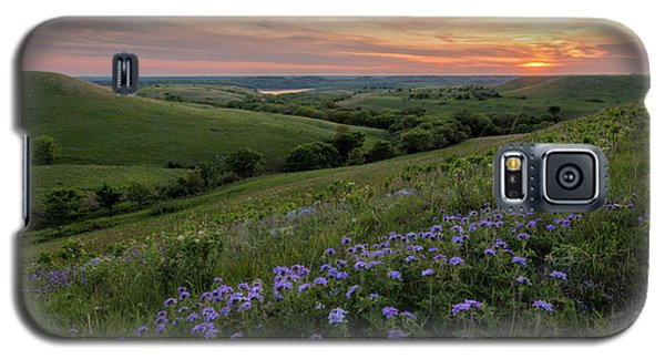 Prairie In Bloom Galaxy S5 Case