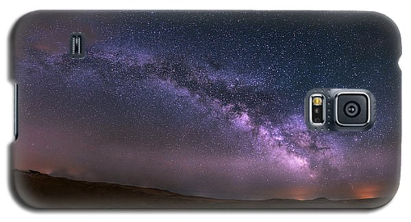 Prairie Night's Glitter Galaxy S5 Case