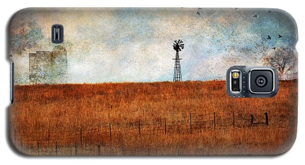 Prairie Past Galaxy S5 Case