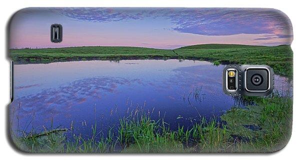 Prairie Reflections Galaxy S5 Case