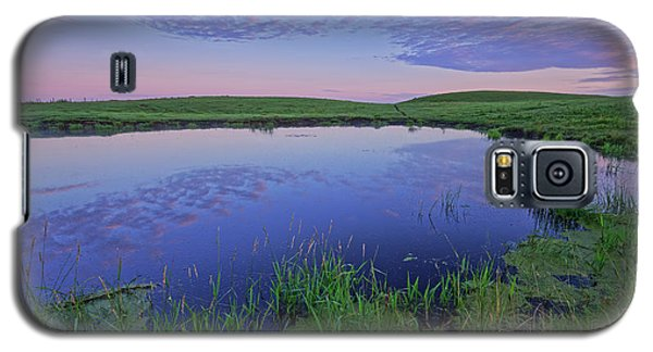 Prairie Reflections Galaxy S5 Case