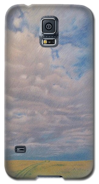 Prairie Trail Galaxy S5 Case