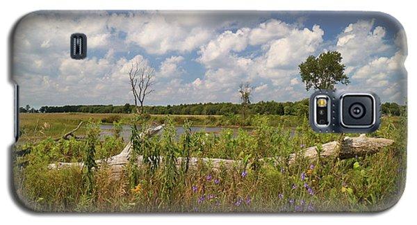Prairie Wetland Galaxy S5 Case