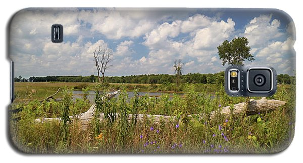 Prairie Wetland Galaxy S5 Case by Scott Kingery