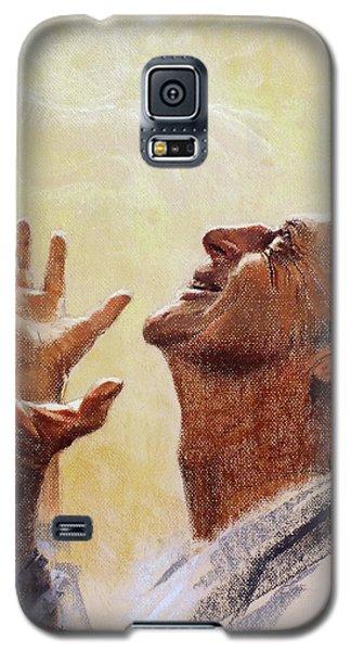 Praise. I Will Praise Him  Galaxy S5 Case