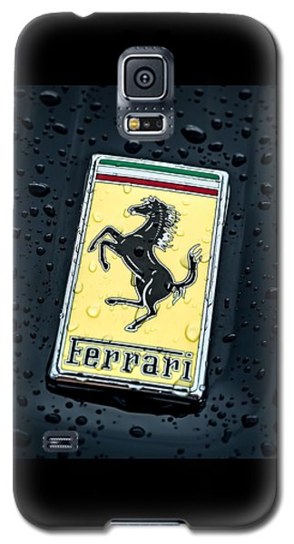 Galaxy S5 Case featuring the digital art Prancing Stallion by Douglas Pittman
