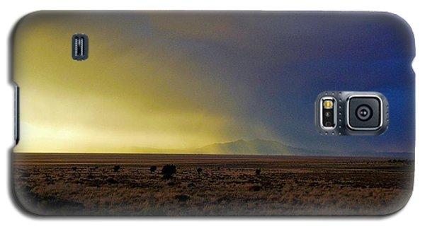 Prarie Rain Lund Utah Galaxy S5 Case