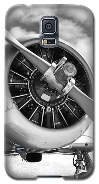 Pratt And Whitney R1340 Wasp Radial Engine Galaxy S5 Case