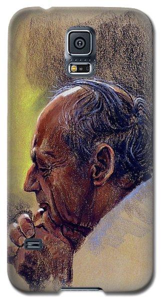 Prayer. Hope In God Galaxy S5 Case