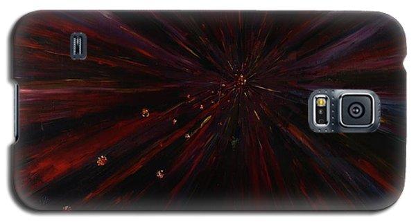 Prayer Of Anger Galaxy S5 Case