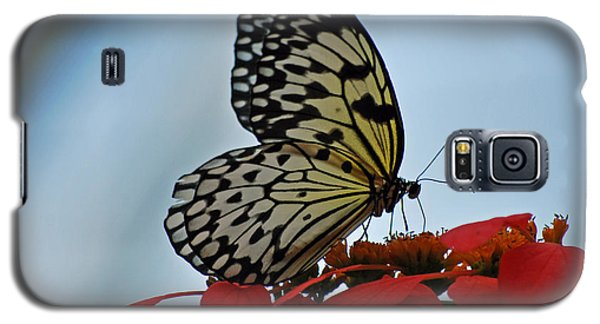 Praying Butterfly Galaxy S5 Case