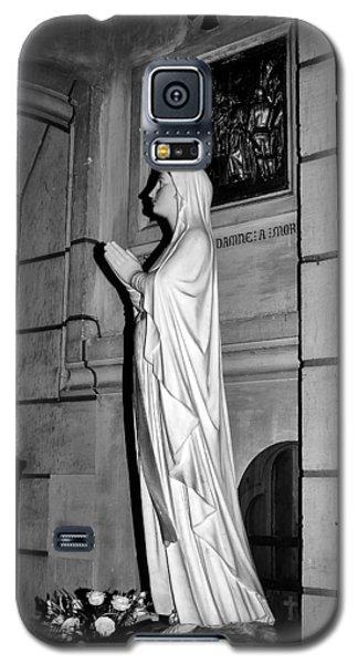 Praying Nun 2 Galaxy S5 Case